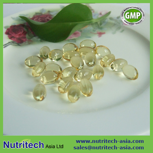 Garlic oil softgel Capsule